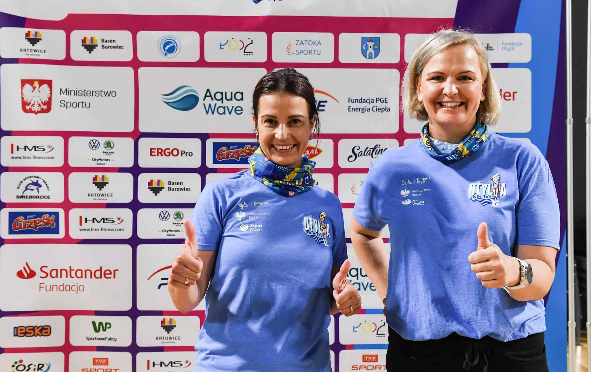 """Otylia Jędrzejczak promuje zdrowy styl życia. Startuje cykl edukacyjno-sportowy dla kobiet """"Śniadanie Mistrzyń"""""""