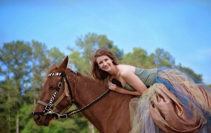 Dlaczego kobiety kochają jazdę konną?