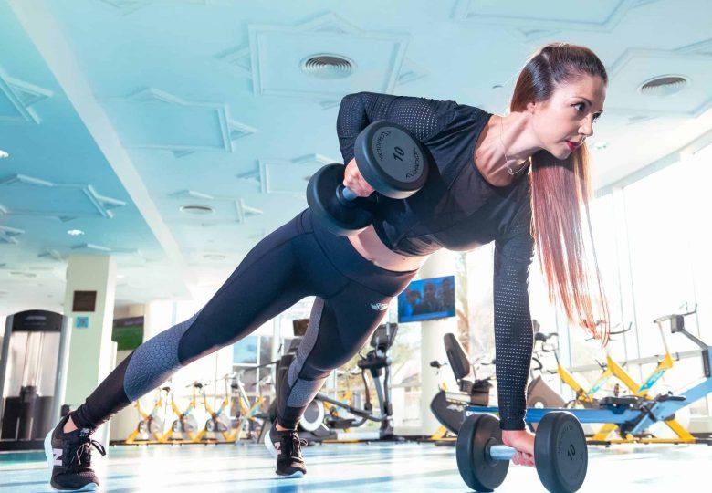 Trening siłowy kobiet – fakty i mity