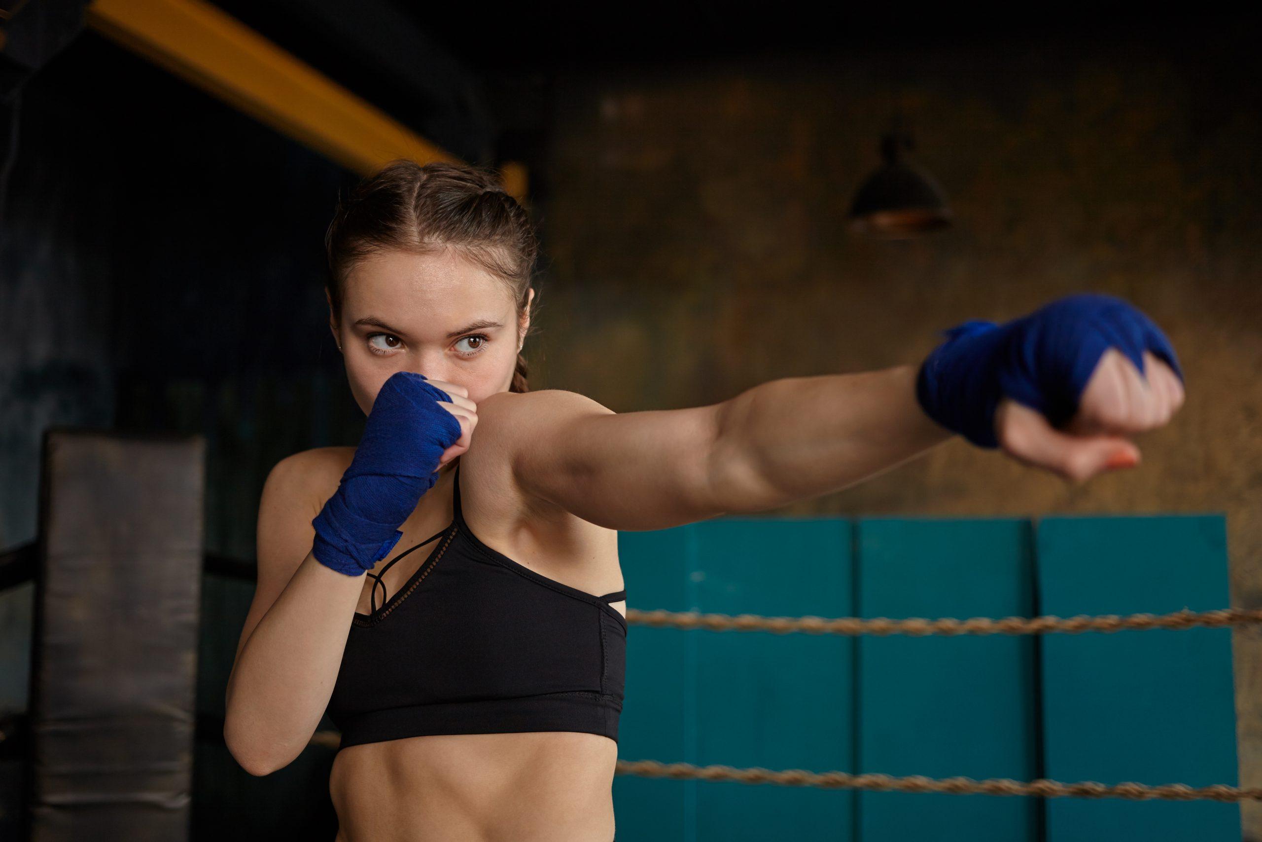 Jaki wpływ na kobiecą figurę mają sztuki walki?