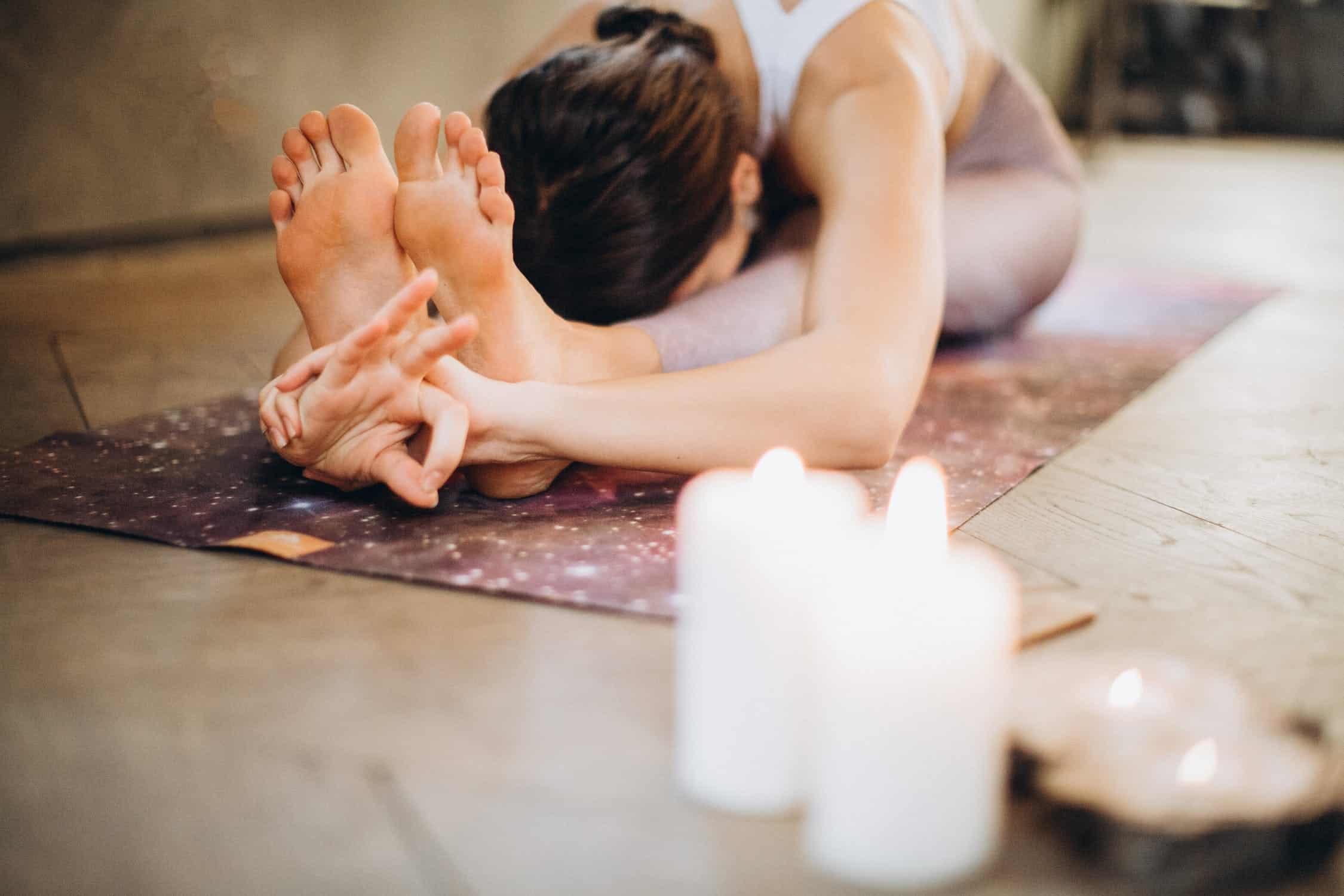 Yin Joga sposobem na obniżenie stresu