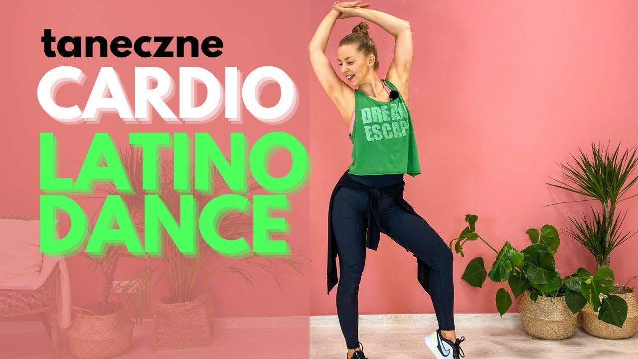 Taneczne Cardio – Latino Dance z Paulą Piotrzkowską (Trening Fitness)