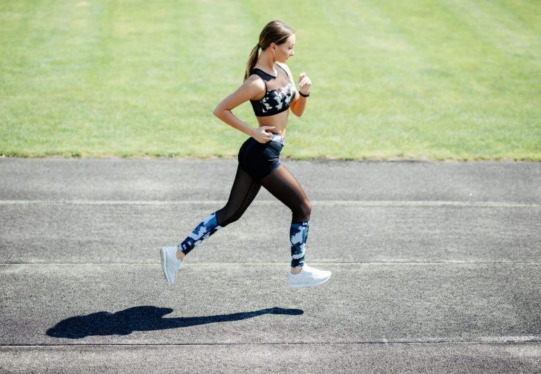 Prawidłowa technika biegania kluczem do osiągnięcia zakładanego celu