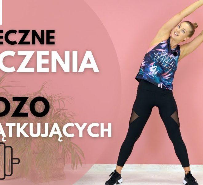 Trening fitness dla bardzo początkujących z Paulą Piotrzkowską
