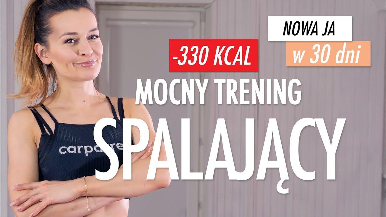 Turbo trening interwałowy na stojąco z Moniką Kołakowską (Nowa Ja w 30 dni)