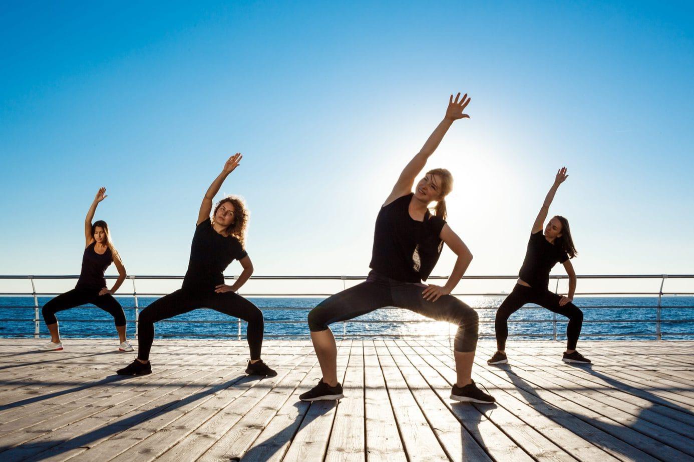 Zumba Toning – taneczny trening wzmacniający mięśnie