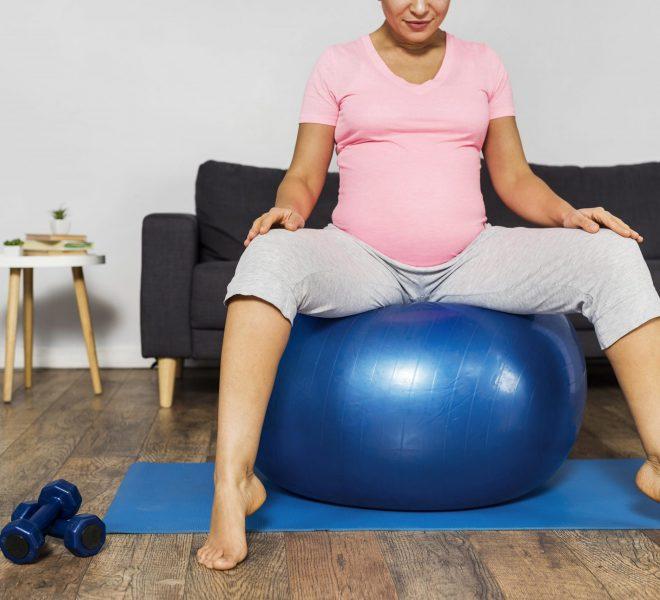 Akcesoria fitness idealne dla kobiet w ciąży