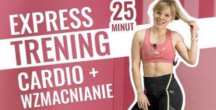 Szybki trening dla zabieganych z Martą Hennig (Codziennie Fit)