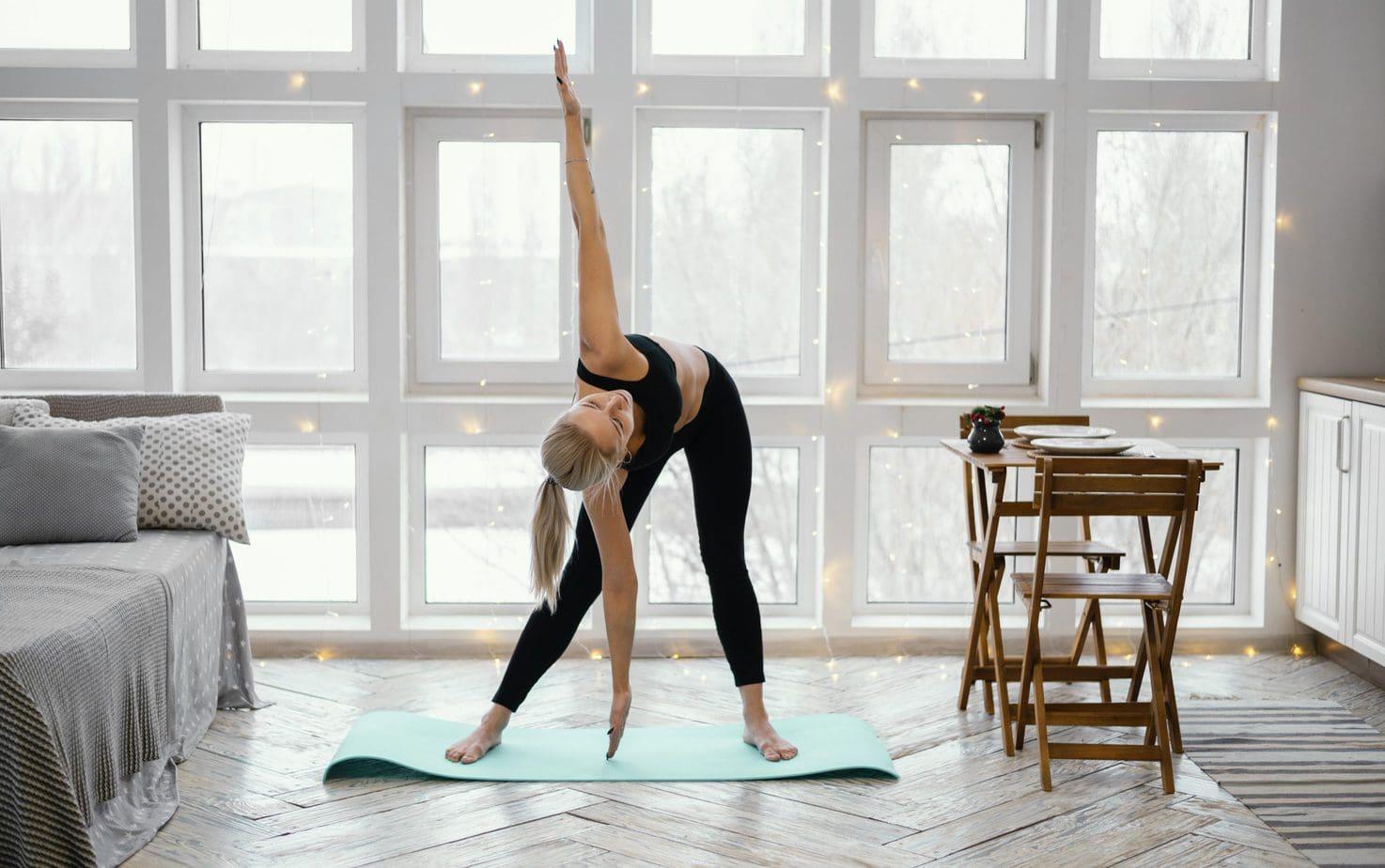 Ćwicz w domu – bez sprzętu i bez wydawania pieniędzy!