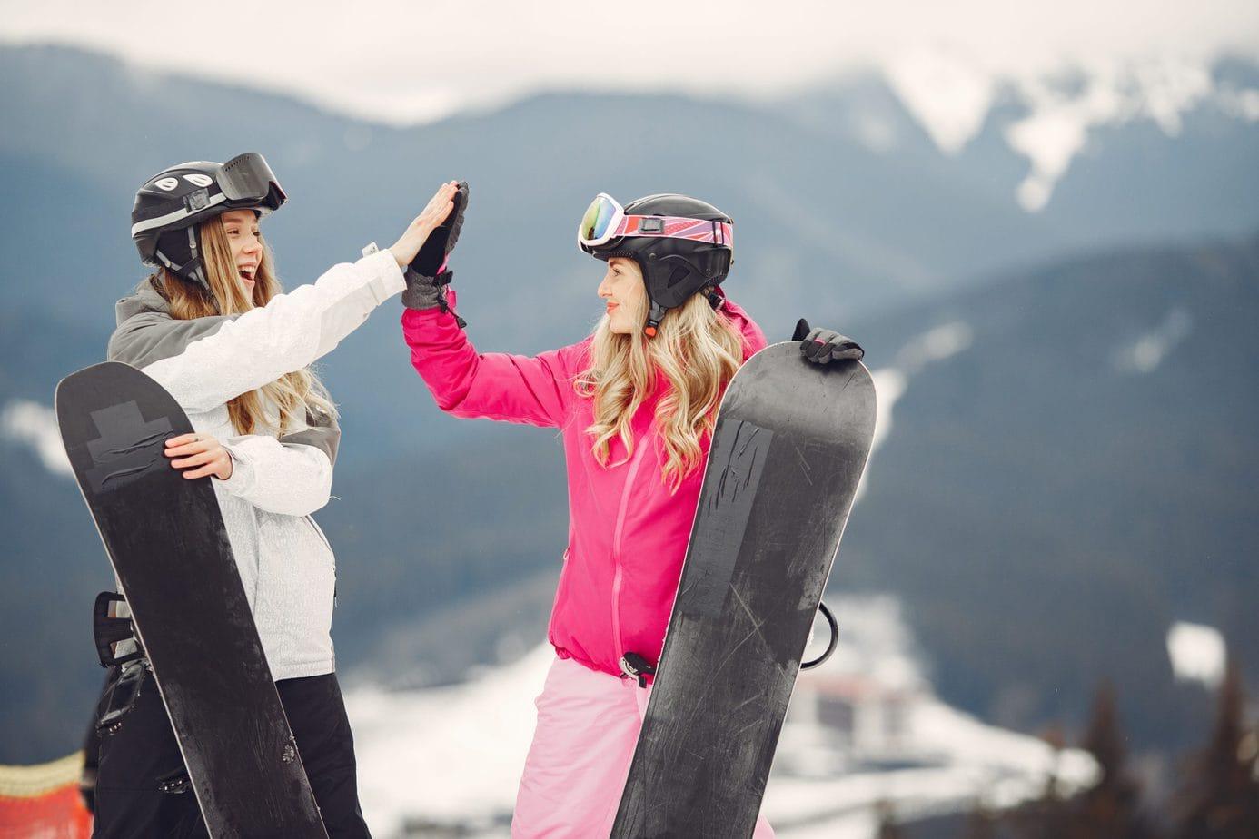 Girls Jam – pozytywnie zakręcone snowboarderki zarażają pasją coraz więcej kobiet!