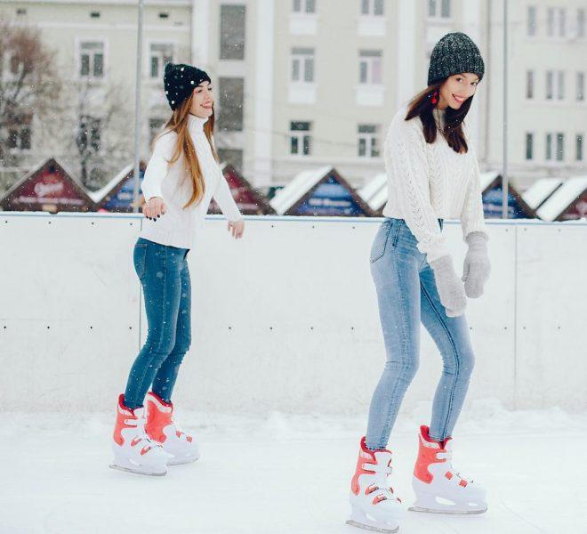 Fitness na łyżwach – kobiecy sposób na zimowy relaks