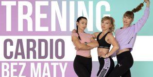 Cardio bez maty – trening na stojąco z Martą Hennig (Codziennie Fit)