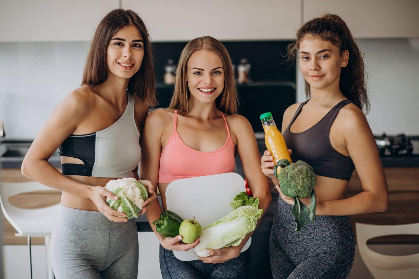 Dlaczego kobiety aktywne fizycznie powinny spożywać zielone warzywa?