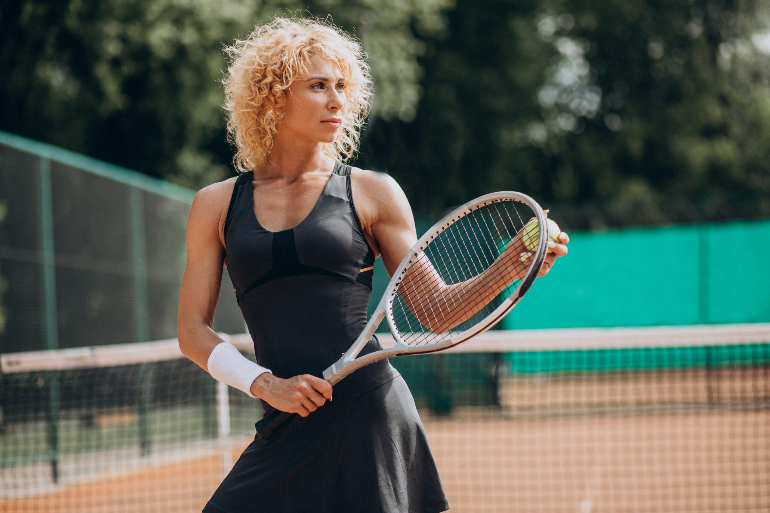 Damski strój do tenisa – czuj się wygodnie, wyglądaj modnie!