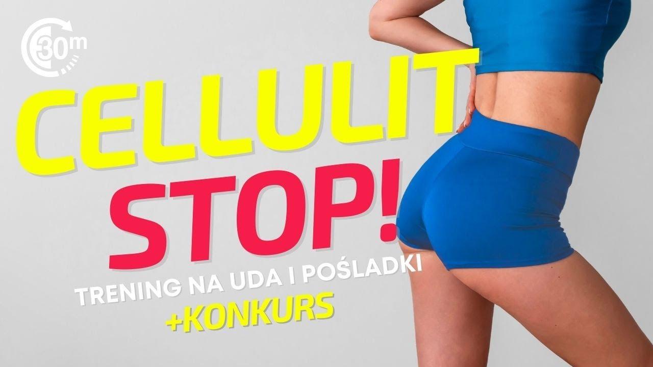 "Hot trening ""Pupa bez cellulitu"" (Monika Kołakowska)"