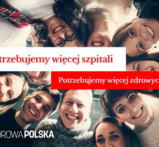 Dołącz do akcji #ZdrowaPolska i zmień swoje życie na lepsze!