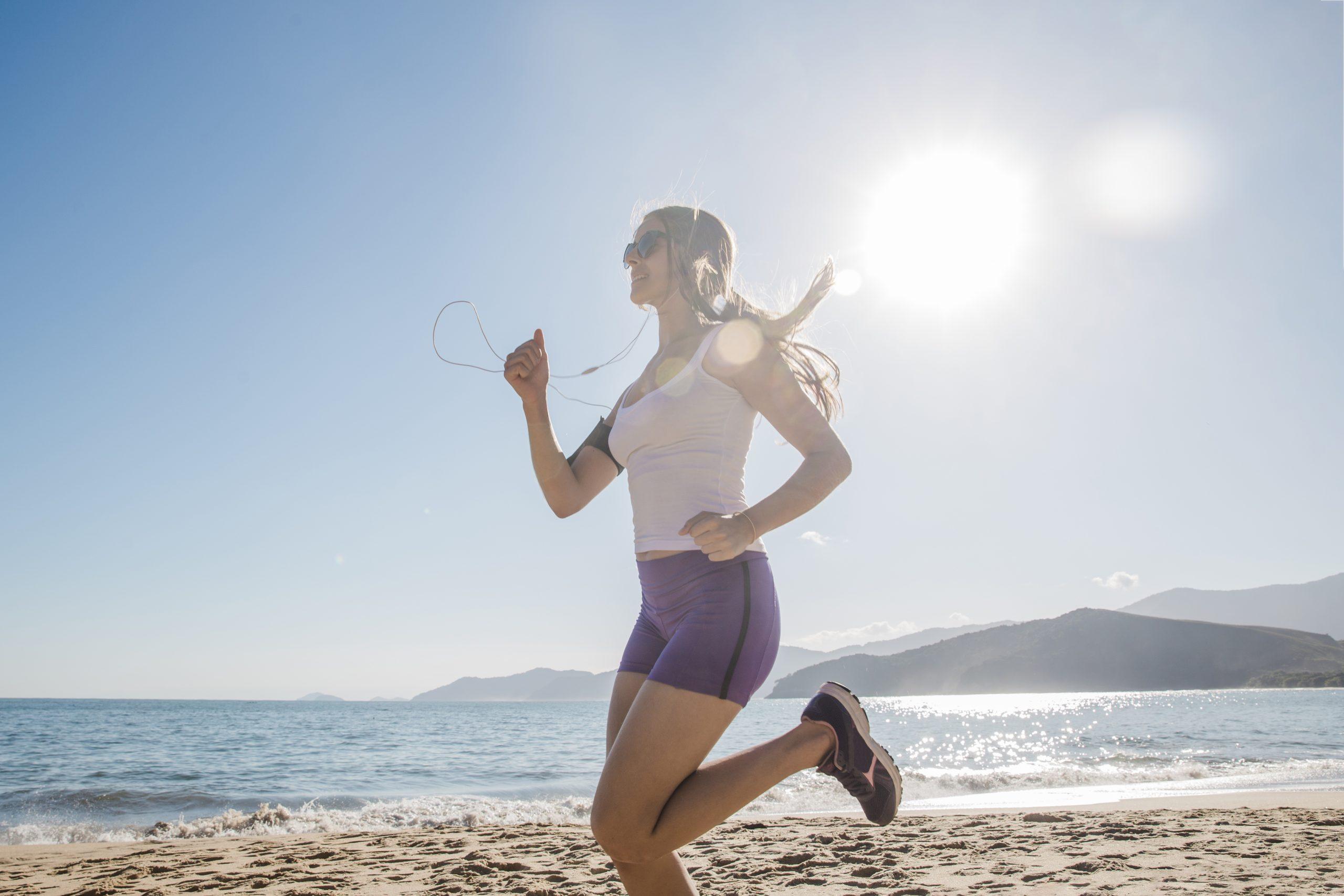 Bieganie w upale – tych zasad musisz bezwzględnie przestrzegać!