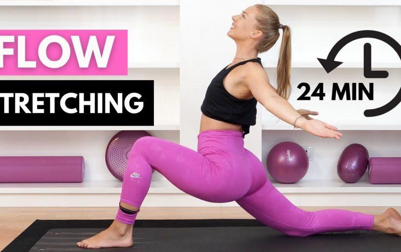 Flow Stretching – rozciąganie & mobility (Paula Piotrzkowska)