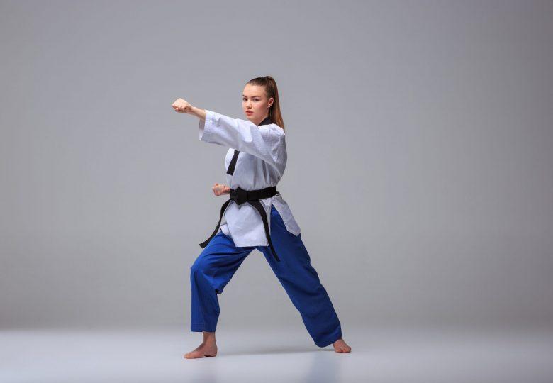 Dlaczego karate to zajęcie dobre dla kobiet?