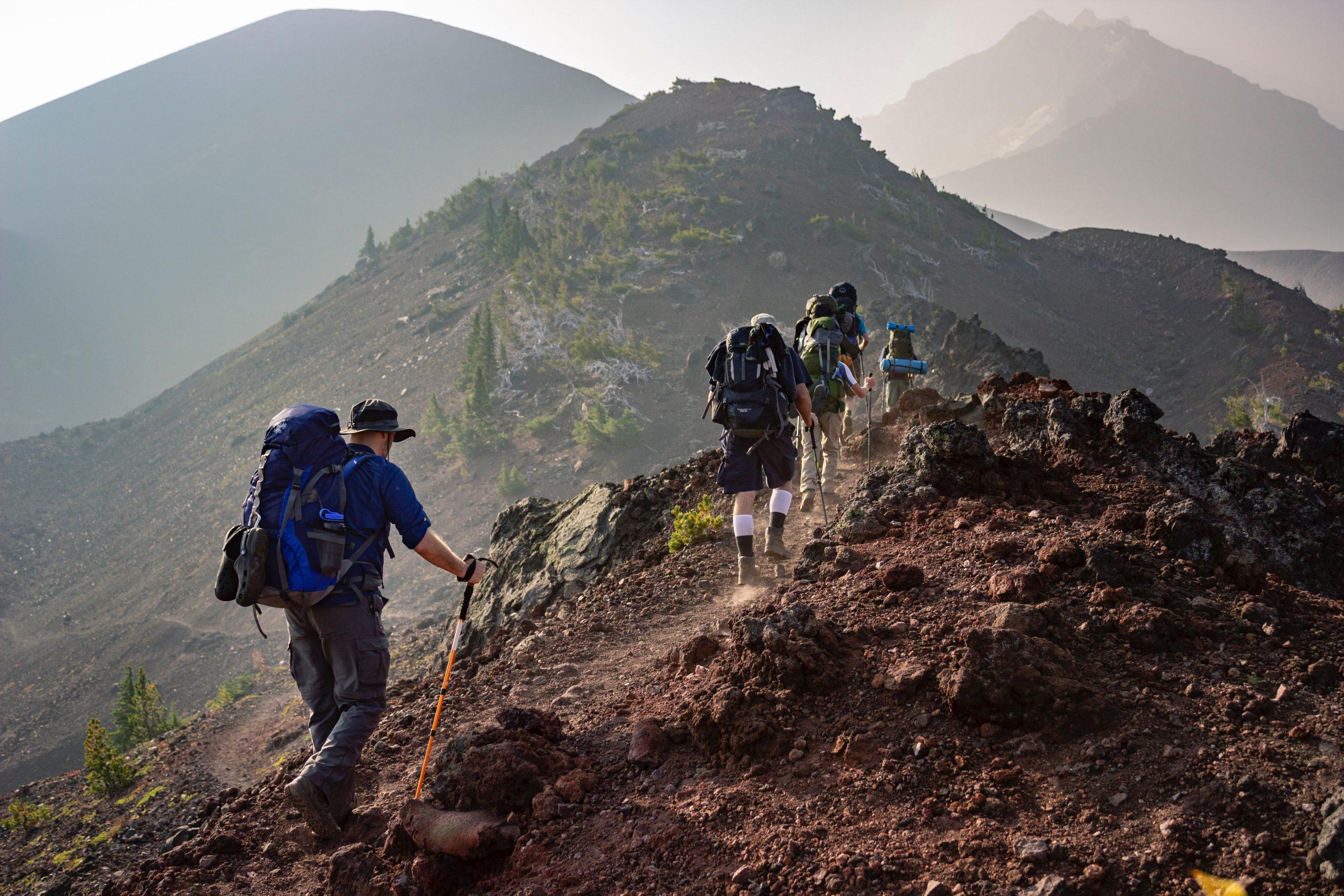 Trekking – doskonałe uzupełnienie codziennych treningów